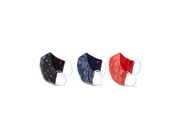 3pk Reusable Bandana Face