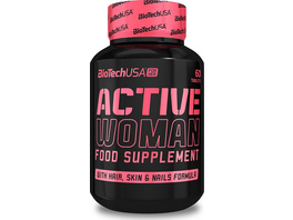 BioTechUSA Active Women 60 Tabletten