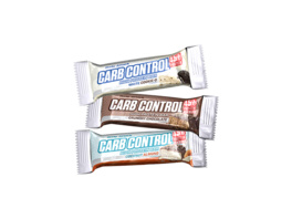 Body Attack Carb Control Riegel 40g-White Cookie-O