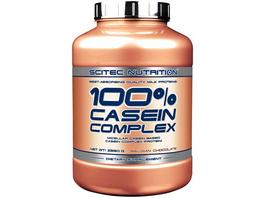 Scitec Nutrition 100% Casein Complex 2350g-Weiße Schokolade Maracuja