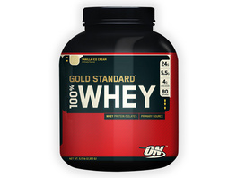 Optimum Nutrition 100% Whey Gold Standard 2270g-Banana Cream