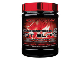 Scitec Nutrition Hot Blood 3.0 820g-Tropical Punch