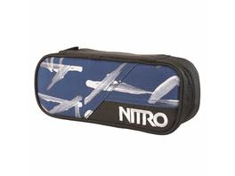 Nitro Schlampermäppchen Pencil Case smear