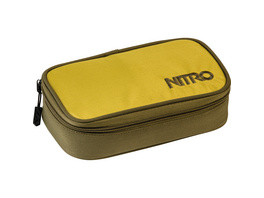 Nitro Schlampermäppchen Pencil Case XL golden mud