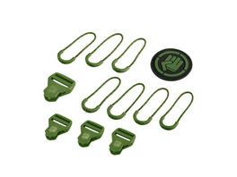 coocazoo Ergänzungsset MatchPatch Artichoke Green