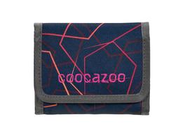 coocazoo Klettverschlussbörse CashDash laserbeam plum