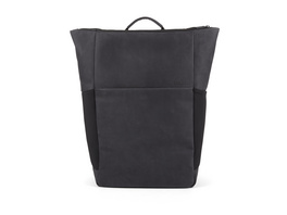 "Salzen Laptoprucksack Sleek Line Plain 15,6"" charcoal black"