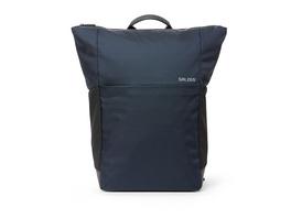 "Salzen Laptoprucksack Plain Backpack Sleek Line 15,6"" knight blue"