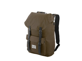 New-Rebels Laptop Rucksack 'Schotland' braun