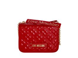 Love Moschino Abendtasche JC4000 mittelrot