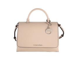 Calvin Klein Kurzgriff Tasche Sided Top Handle light sand