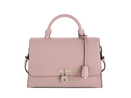 Calvin Klein Kurzgriff Tasche Dressed Business Top Handle MD purple