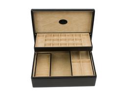 Windrose Charmbox Merino 33508  schwarz