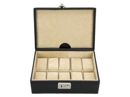 Windrose Uhrenkassette Beluga 3859 schwarz
