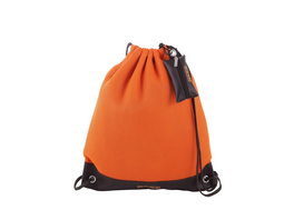 Bree Turnbeutel Punch Air 1 orange/mocca