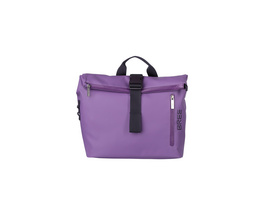 Bree Messenger Bag Punch 722 pat. purple