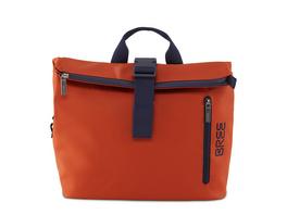 Bree Messenger Bag Punch 722 pumpkin