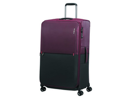 Samsonite Reisetrolley Rythum Spinner 79cm burgundy