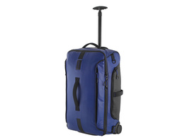 Samsonite Reisetasche mit Rollen Paradiver Light 74,5l blue