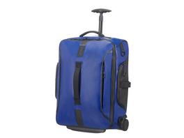 Samsonite Reisetasche mit Rollen Paradiver Light 51 L blue