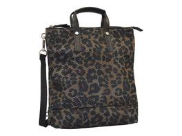 Jost Damenrucksack Mesh X-Change Bag XS leo