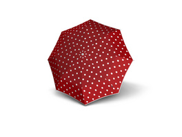 Knirps Taschenschirm T.200 Duomatic dot art red