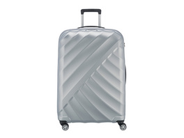 Titan Reisetrolley Shooting Star 4w 77cm silber