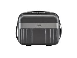 Titan Kosmetikkoffer Spotlight Flash 32cm anthrazit
