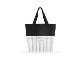 reisenthel Einkaufsshopper Urban Bag Paris schwarz/weiß