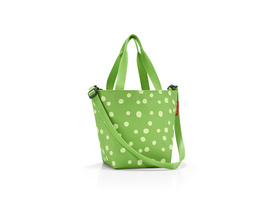 reisenthel Einkaufsshopper xs spots green