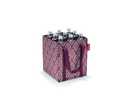 reisenthel Flaschenträger bottlebag diamonds rouge