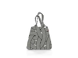 reisenthel Faltbeutel mini maxi Shopper zebra