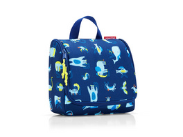 reisenthel Kulturbeutel toiletbag kids abc friends blue