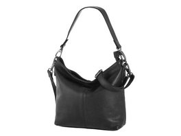Sattlers & Co Beuteltasche The Polish Abiona schwarz