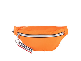 Tommy Jeans Bauchtasche Logo Tape Bumbag orange peel