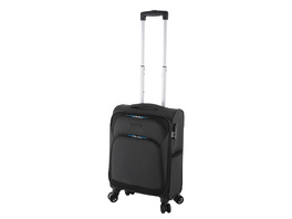 Rada Reisetrolley Rainbow T1/S 55cm anthra schwarz