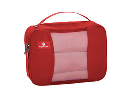 Eagle Creek Packhilfe Pack-It Half Cube red fire