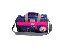 School-Mood Sporttasche 18l Mia Hund und Katze