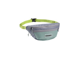 Burton Hip Pack lilac gray flt satin