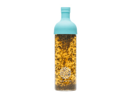 Eistee-Flasche türkis